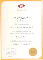 Dubai Quality Award Membership